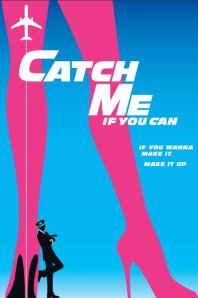 Catch Me If You Can, Musical, Broadway, Poster