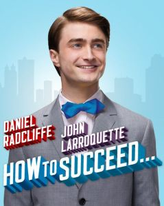 How to Succeed in Business Without Really Trying, Broadway, Poster, Revival, Denver, Theatre