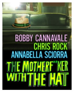 The Motherfucker With The Hat, Denver, He Said/She Said Critiques Broadway, theater, theatre