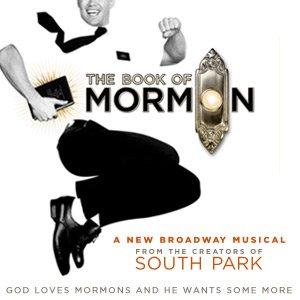 The Book of Mormon, Broadway, Poster, Denver, Theatre