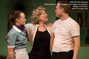 While We Were Bowling, Aurora Fox, Denver, Theatre, Theater, reviews