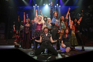 ROCK OF AGES, DENVER CENTER, THEATRE, THEATER