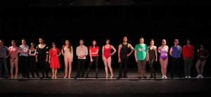 A Chorus Line, Union Colony Dinner Theatre, Denver, Theater