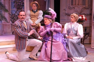 Importance of Being Earnest, Arvada Center, Denver, Theatre