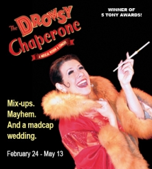 Drowsy Chaperone, Boulder's Dinner Theatre, Theater, Denver
