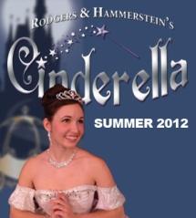 Cinderella, Boulder's Dinner Theatre, BDT