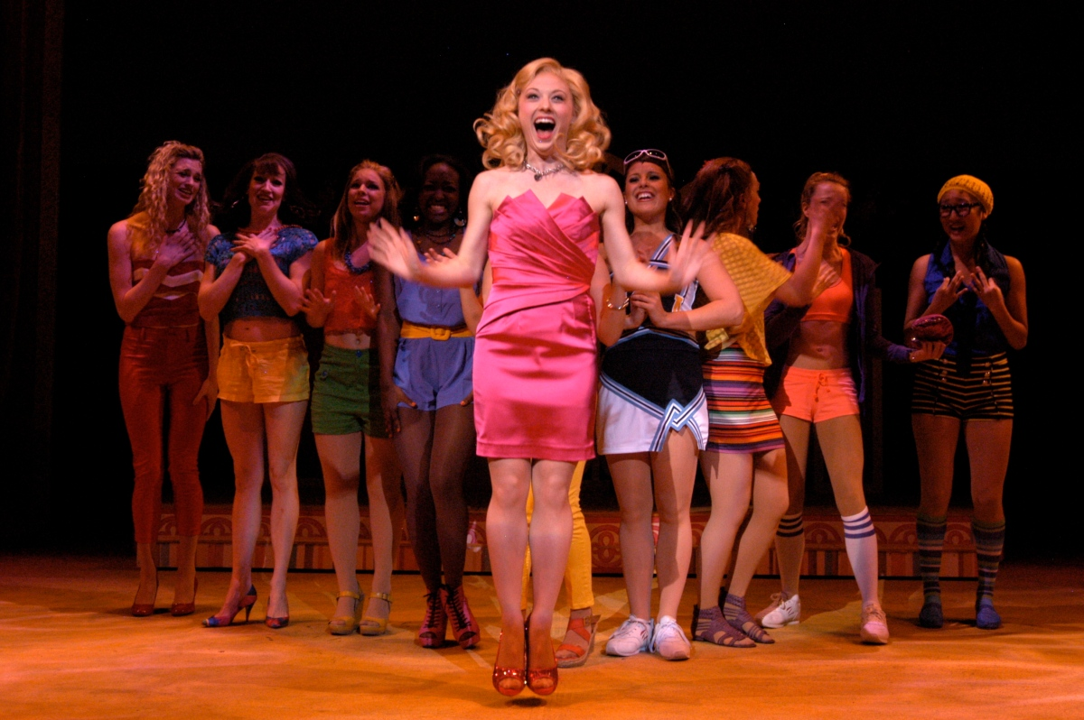 Theatre Review: Arvada Center's Legally Blonde Has Bend and Snap